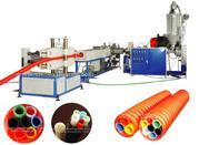 Экструзионная линия по производству труб для прокладки оптиволоконной
