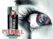 энергетический напиток PITBULL