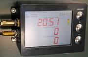 Электронный счетчик глубины и скорости - система контроля каротажа