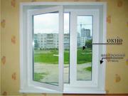Изготовление и монтаж пластиковых окон,  дверей,  витражей