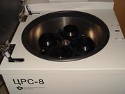 Центрифуга ЦРС-8 с ротором-крестовиной 4х750 для отделений переливания