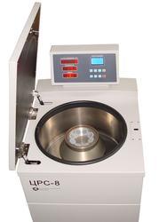 Рефрижераторная центрифуга  с угловым ротором 8Х100 до 8000 об/мин