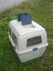 Продам контейнер для перевозки собак