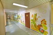 Художественная  роспись  стен любых  помещенний
