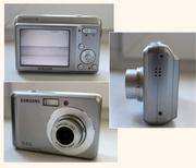 Срочно продам цифровой фотоаппарат Samsung (12, 2 МПикс)