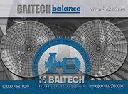 BALTECH VP-3470,  вибродиагностика компрессоров,  вибродиагностика элект