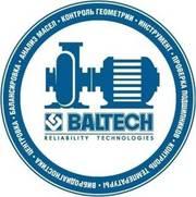 Балансировка барабанов,  BALTECH VP-3470,  балансировка электродвигателе