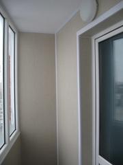 Отделка лоджии,  балкона