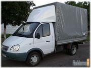 Отправка грузов из Астаны в Алматы. Газели