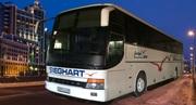 Аренда автобуса, прокат,  заказ автобуса,  пассажирские перевозки