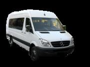 Аренда микроавтобуса Mersedes Sprinter 20 мест и Тойота Хайс 14 мест