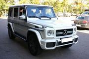 Корпоративные перевозки/ поездки на Mercedes-Benz G-Class,  G63 AMG,  G5