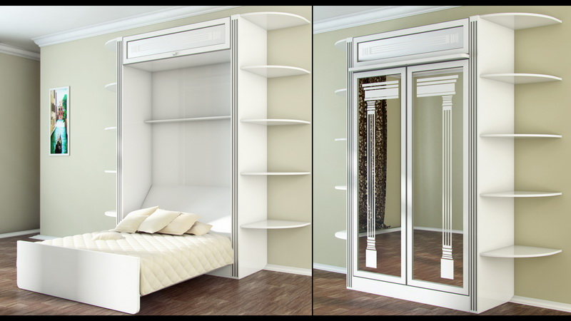 Фото Шкаф кровать, Мебель, интерьер, Мягкая мебель: диваны, кресла, кровати, Продажа Кисловодск