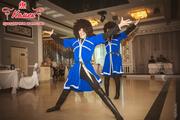 Танец лезгинка на праздник