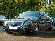Подчеркните свой статус! Аренда Mercedes-Benz S600 Long W222 в Астане.