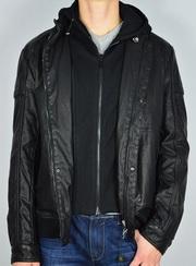 новая куртка с капюшоном City Class pазмер 58