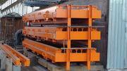 Металлоформы для производства пустотных плит. Вибротермоформы.