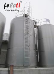 Емкостное оборудование,  емкости пищевые,  емкости из нержавеющей стали