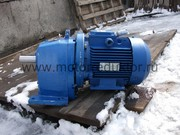 Мотор-редуктор 4МЦ2С-125 -71-G110
