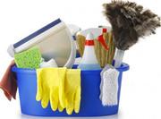 Уборка квартир,  коттеджей и других жилых помещений в Астане.