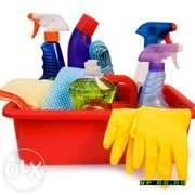Оказываем услуги по генеральной  уборке жилых и нежилых помещений.