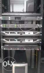 Возьмем организацию на обслуживание по серверов