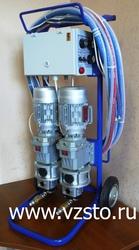 Оборудование для пенополиуретана (теплоизоляция)