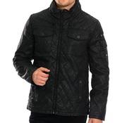 новая куртка ветровка SELA черного цвета размер 54