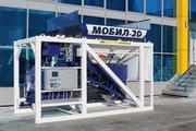 Бетонный завод Мобил-20