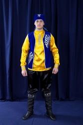 Казахские национальные мужские жилетки всех размеров на прокат