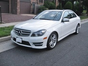 Mercedes Benz C300 4MATIC,  2013 Модель,  V6,