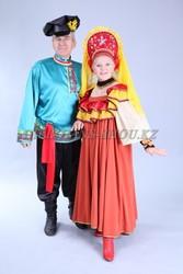 Русские национальные костюмы для взрослых.
