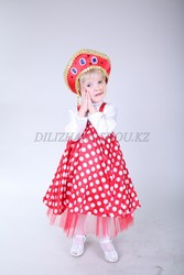 Русские национальные костюмы для самых маленьких