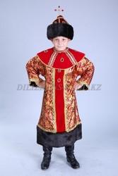 Костюмы русских царей на прокат в Астане