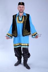 Национальные татарские костюмы для взрослых на прокат в Астане