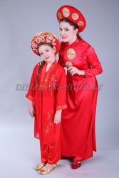 Прокат вьетнамских национальных костюмов в Астане