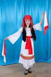 Национальные Греческие костюмы на прокат в Астане