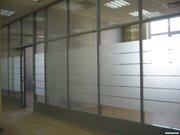 Внутренние алюминиевые перегородки и двери в Астане