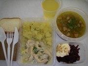 Доставка комплексных обедов в Астане