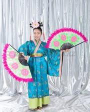 Взрослые национальные корейские костюмы в Астане