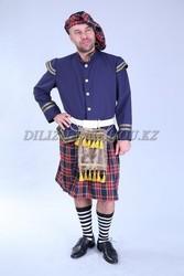 Шотландские национальные костюмы для взрослых