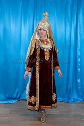 Туркменские национальные костюмы на прокат