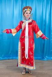 Прокат взрослых китайских национальных костюмов