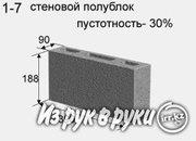 пескоблок скц рваный камень накрывочный элемент цемент бордюр астана