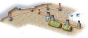 Нефтемаслоотделитель I класса EuroPEK® Roo (EN 858)