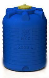 Емкости цилиндрические вертикальные KSC от 300 до 25 000 л
