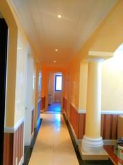 Покраска стен потолков 300тг .Поклейка обоев 350тг