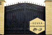 KOVKA Изготавливаем ворота,  заборы,  решетки на окна и ограждения,  для