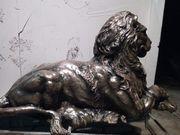 Лев скультура