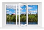 Энергосберегающие  окна из немецкого профиля